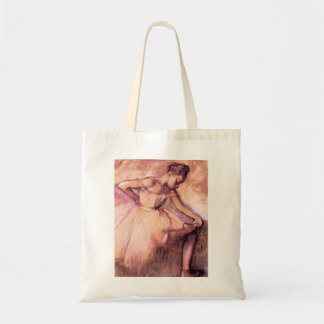 Desgaseifique a sacola cor-de-rosa da bailarina bolsa tote