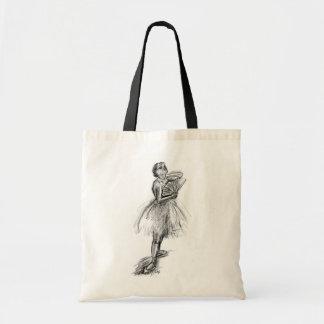 Desgaseifique a sacola da bailarina bolsa tote