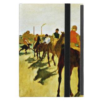 Desgaseifique: Cavalos de corrida antes dos suport Capas iPad Mini