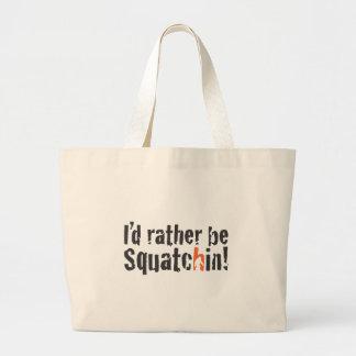 Desgaste e mais de Squatch Bolsa Para Compra