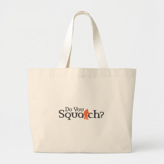 Desgaste e mais de Squatch Bolsas Para Compras