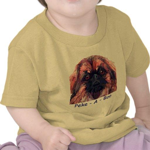 Desgaste infantil das cores brilhantes de Pekinges Tshirt