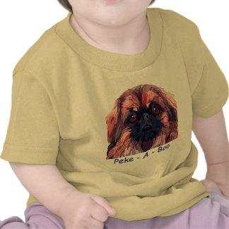 Desgaste infantil das cores brilhantes de tshirt