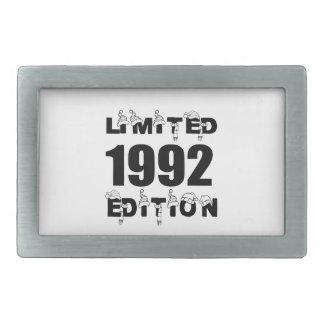 DESIGN 1992 LIMITADO DO ANIVERSÁRIO DA EDIÇÃO