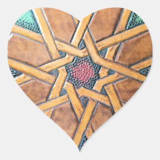 Design #1 de Alhambra Adesivo Coração