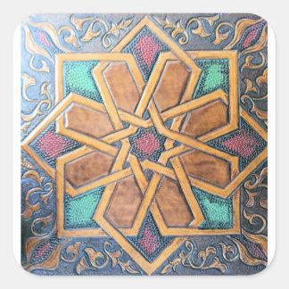 Design #1 de Alhambra Adesivo Quadrado