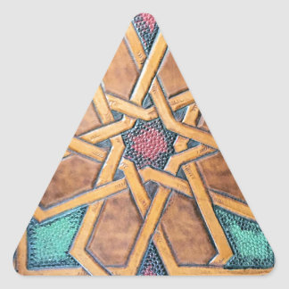 Design #1 de Alhambra Adesivo Triangular