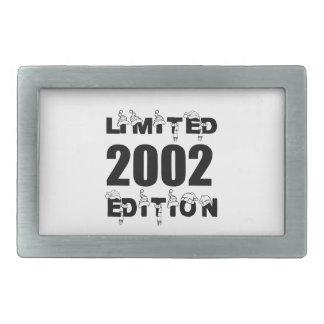 DESIGN 2002 LIMITADO DO ANIVERSÁRIO DA EDIÇÃO