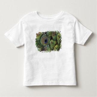 Design 2 da pena do pavão tshirts