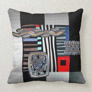 Design africano moderno almofada