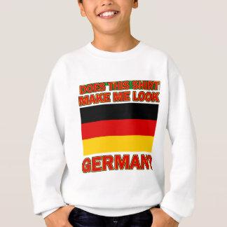 Design alemão da camisa