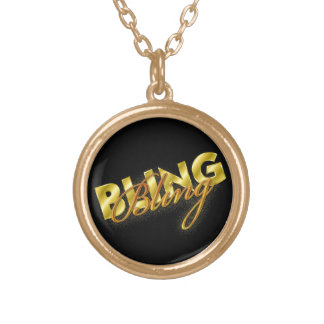 "Design altivo da colar de ""Bling"" no tipo"