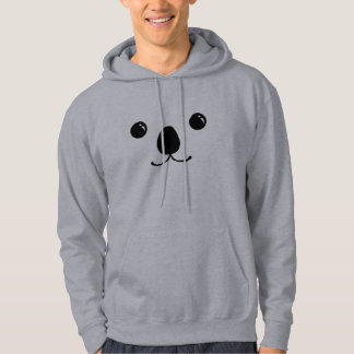 Design animal bonito da cara do Koala Moletom