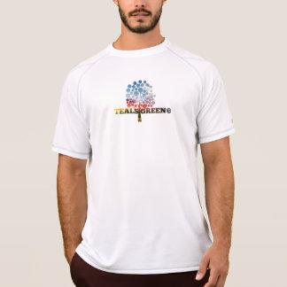 Design ativo da árvore do TG da camisa do Dri dos