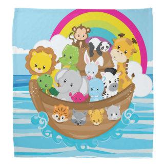 Design bonito do divertimento das crianças dos panos para cabeça
