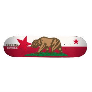 Design cabido bandeira do estado da REPÚBLICA de C Skate