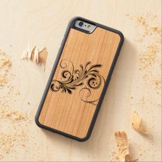 design capa cherry bumper para iPhone 6
