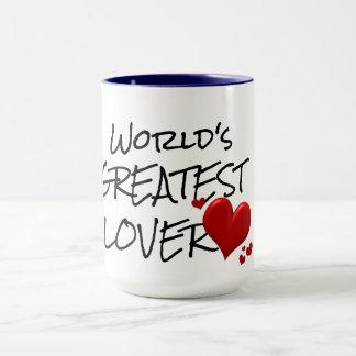 design chique bonito da caneca de café do grande