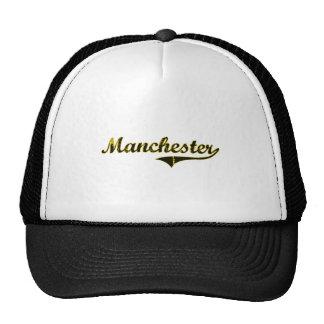 Design clássico de Manchester Iowa Bonés