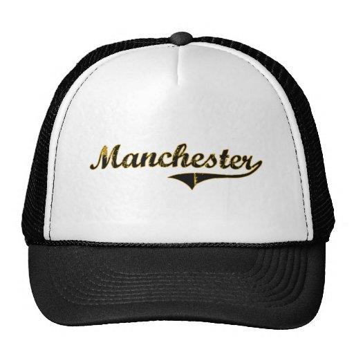Design clássico de Manchester Missouri Boné