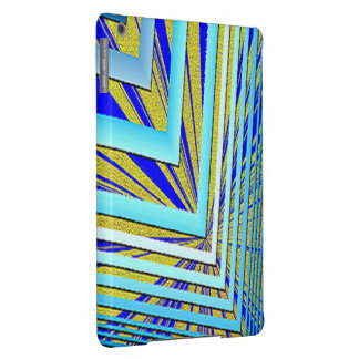 Design com linhas cobrir de ar do iPad Capa Para iPad Air