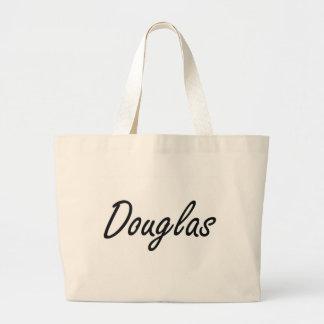 Design conhecido artístico de Douglas Sacola Tote Jumbo