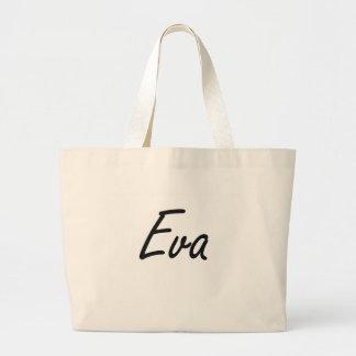 Design conhecido artístico de Eva Sacola Tote Jumbo
