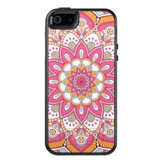 Design cor-de-rosa bonito da flor