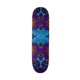 Design corajoso Trippy Skateboard