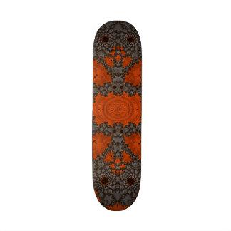 Design corajoso Trippy Skate