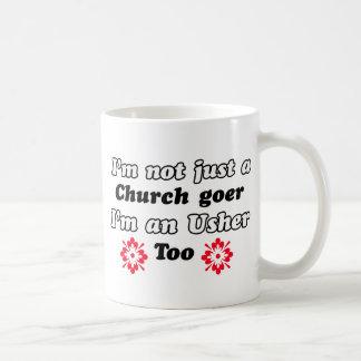 design cristão engraçado caneca de café