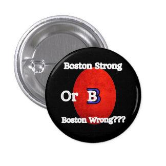 DESIGN da BALIZA de BOSTON por MandyMonumental Bóton Redondo 2.54cm