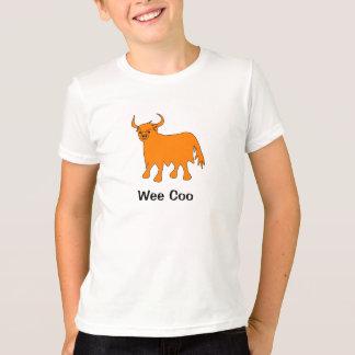 """""""Design da camisa da vaca t das montanhas do Coo"""