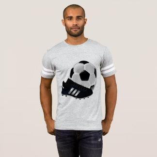 Design da camisa do futebol t