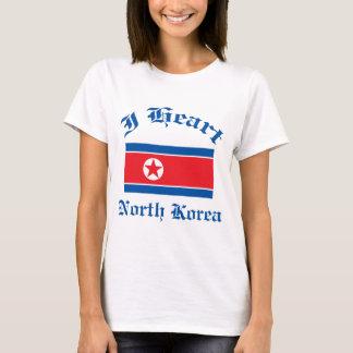 Design da Coreia do Norte Tshirts