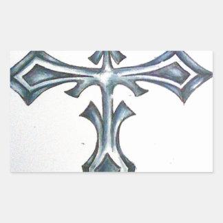 design da cruz de photo-20.JPG Adesivo Retangular