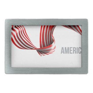 Design da fita da bandeira americana