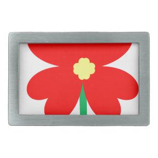 Design da flor do coração