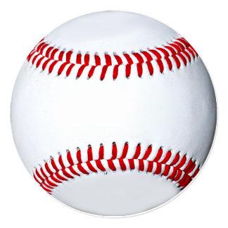 Design da foto do basebol convite quadrado 13.35 x 13.35cm