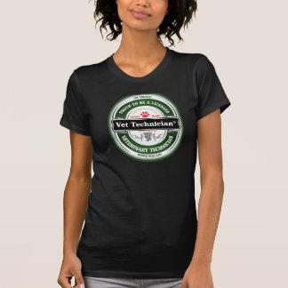 Design da tecnologia do veterinário sexta-feira à t-shirt