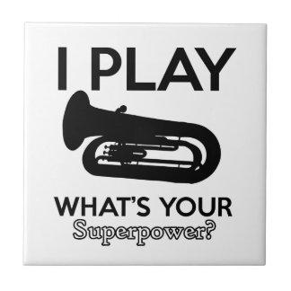 design da tuba
