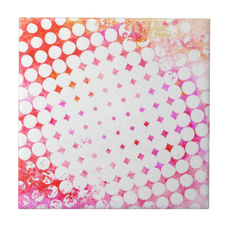 Design de explosão cor-de-rosa da banda desenhada
