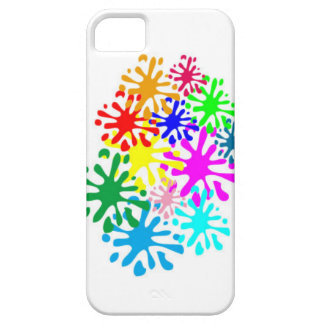 design de gotejamento da arte das capas de iphone