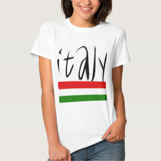 Design de Italia! Camiseta