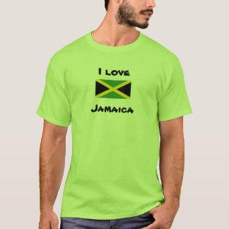Design de Jamaica T-shirt
