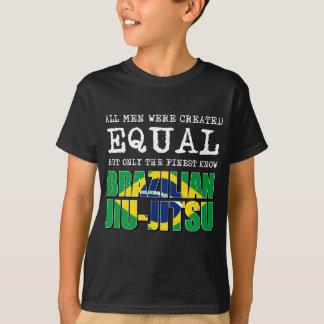 Design de Jiu-Jitsu do brasileiro Camiseta