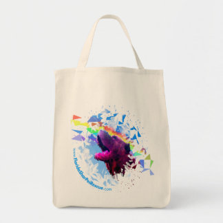 Design de Pei de prisma do bolsa do mantimento de