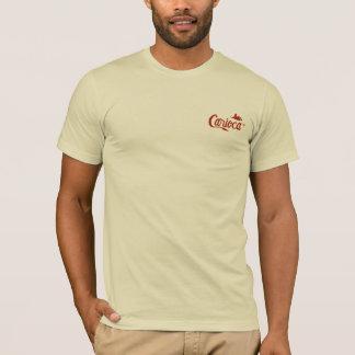 Design de rio da tipografia de Carioca Camiseta