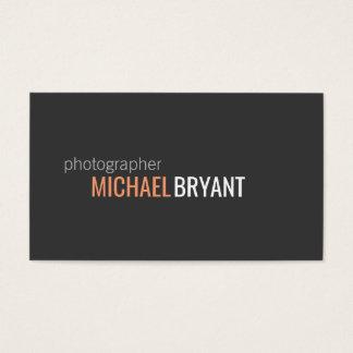 Design de texto //3 cartão de visitas