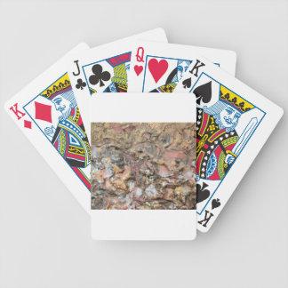 Design de travamento do olho moderno na moda baralhos de cartas
